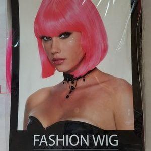 Accessories - UNIQ Perfesional Pink Fashion Wig